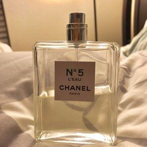 Chanel Paris N5  eau de toilette